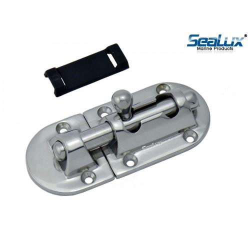 """Heavy Duty Stainless Steel Boat Marine Barrel Bolt Door Latch Lock 4/"""""""